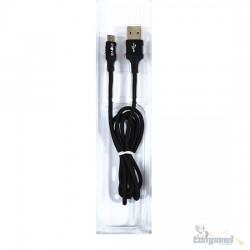 Cabo de dados USB x Micro USB V8 1M INOVA